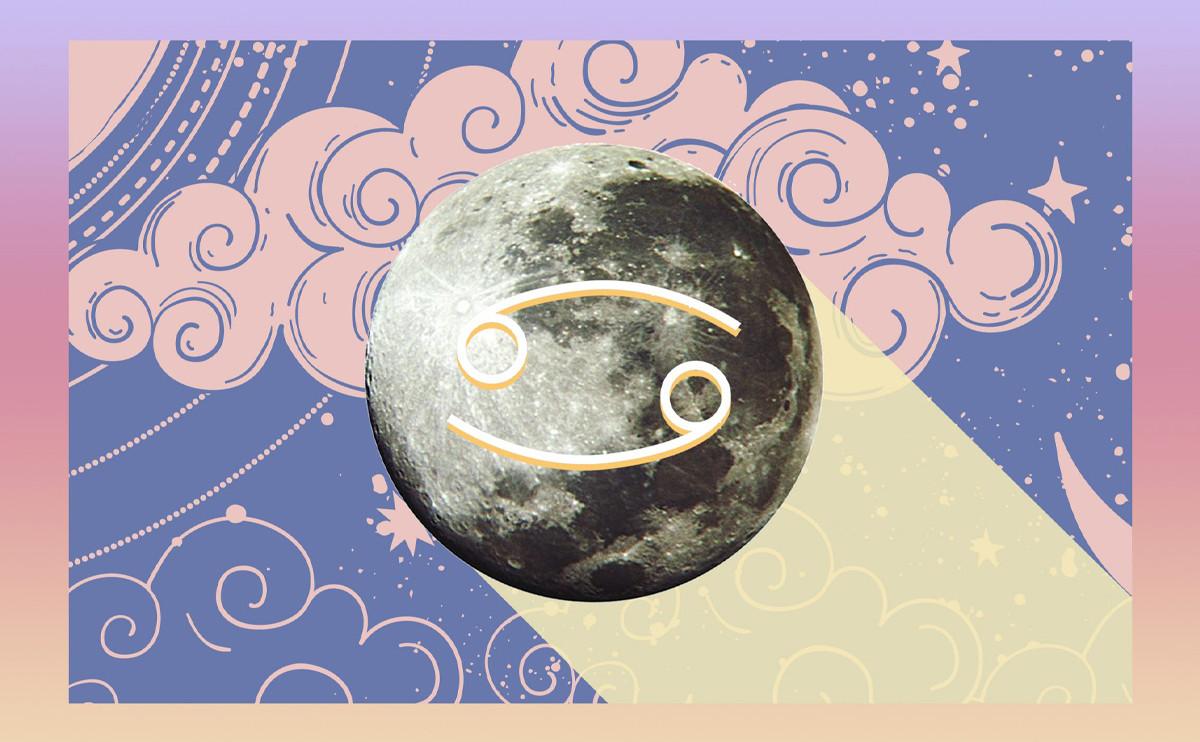 2021年巨蟹座新月——改變自己,讓靈性揚升