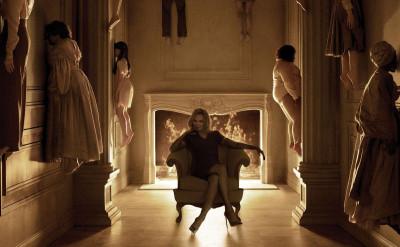 《美國恐怖故事》的靈魂:陰鷙、驕傲又狂放的潔西卡蘭芝