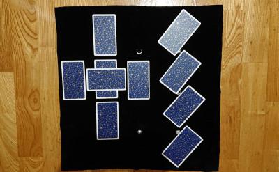 塞爾特十字占卜法:專家級的塔羅經典牌陣
