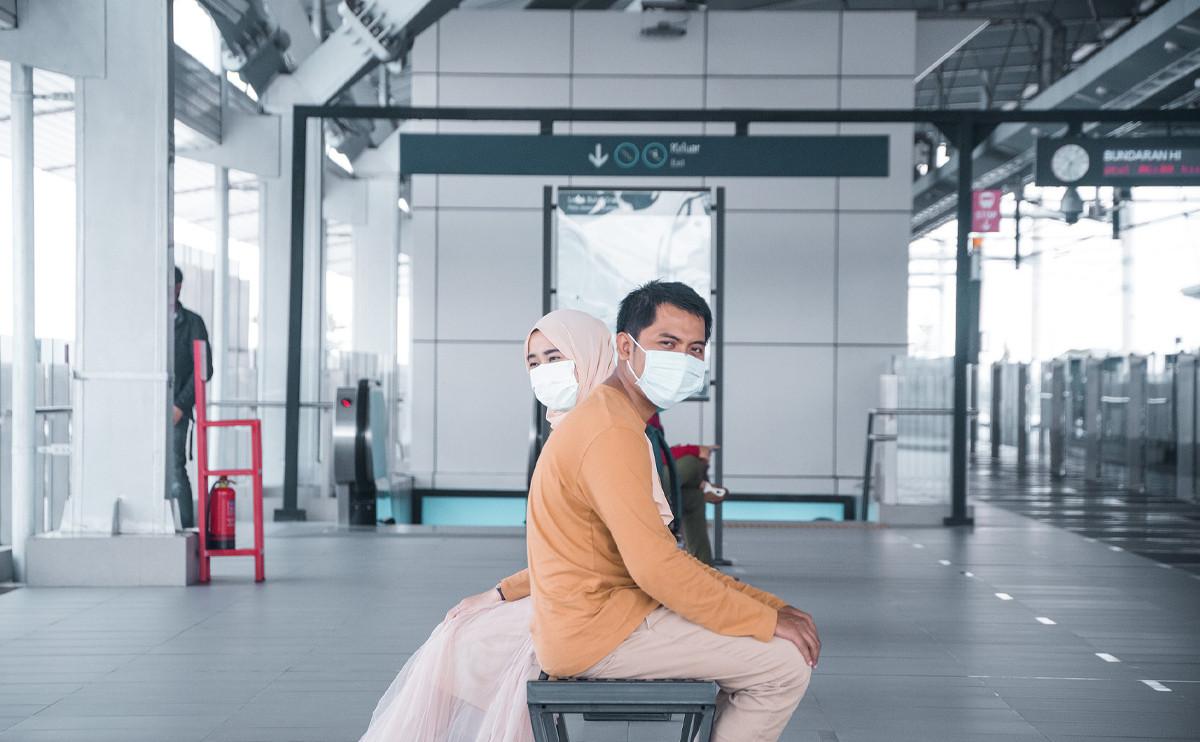肺炎疫情之下,情侶們該怎麼辦?
