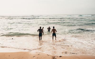 想當快樂冠軍嗎?活著好累就去看海吧——心理師提供的 5 項快樂心法