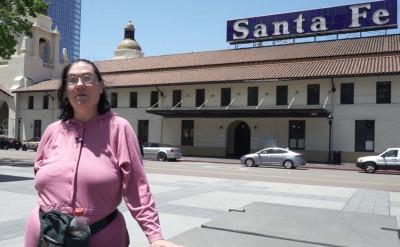 超狂加州夢女:熱戀並與火車站啪啪啪、結婚!?