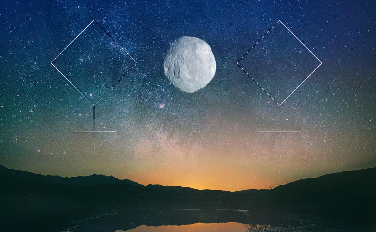 占星小行星專題:「智神星」是什麼?智神星在十二星座與在十二宮的境遇、性格總解析!