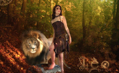 樂觀海派又光明磊落的高貴王者:獅子座與塔羅牌的力量(Strength)