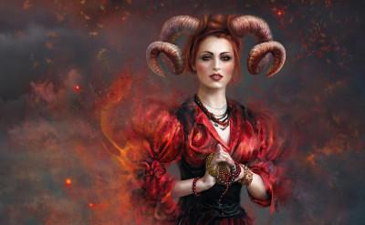 勇氣與衝勁並生的火爆浪子:牡羊座與塔羅牌的皇帝(The Emperor)